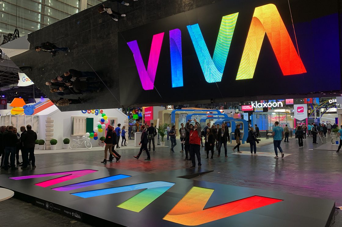 12 startups Métropolitaines illustrent à Vivatech le dynamisme de notre territoire