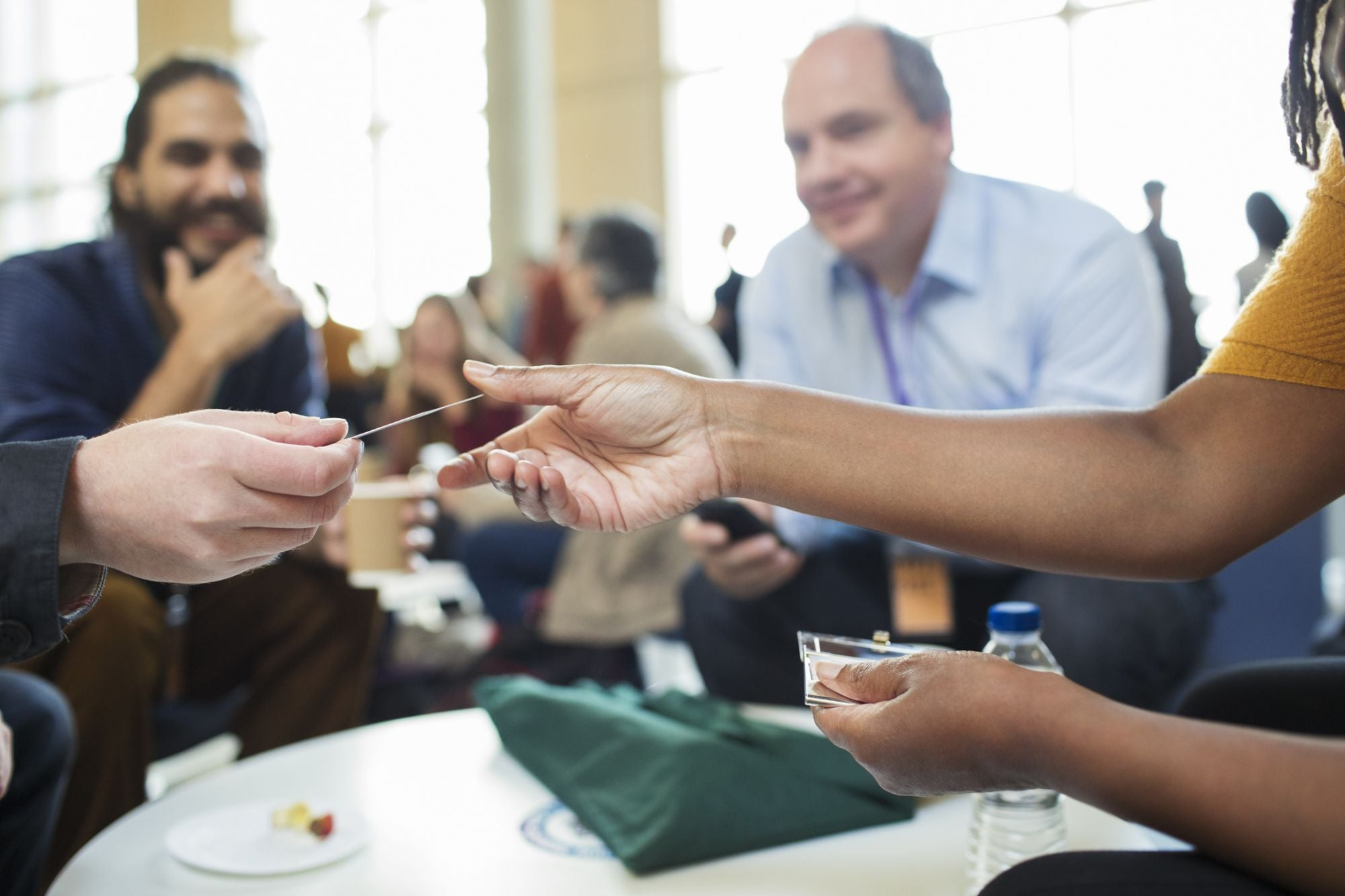 Wake Meet Up : petits déjeuners d'affaires dans une ambiance conviviale et vitaminée